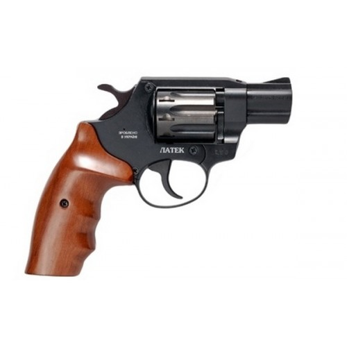 Револьвер под патрон Флобера ЛАТЭК Safari РФ-420 (бук)