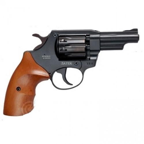 Револьвер под патрон Флобера ЛАТЭК Safari РФ-430 (бук)