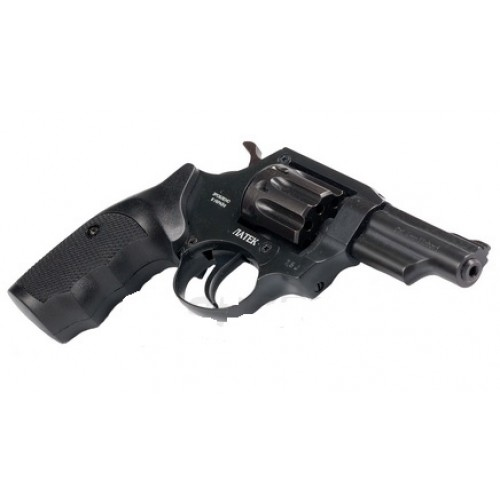 Револьвер под патрон Флобера ЛАТЭК Safari РФ-430 (пластик)