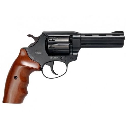 Револьвер под патрон Флобера ЛАТЭК Safari РФ-440 (орех)