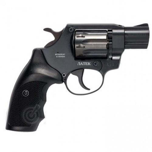 Револьвер под патрон Флобера ЛАТЭК Safari РФ-420 (пластик)
