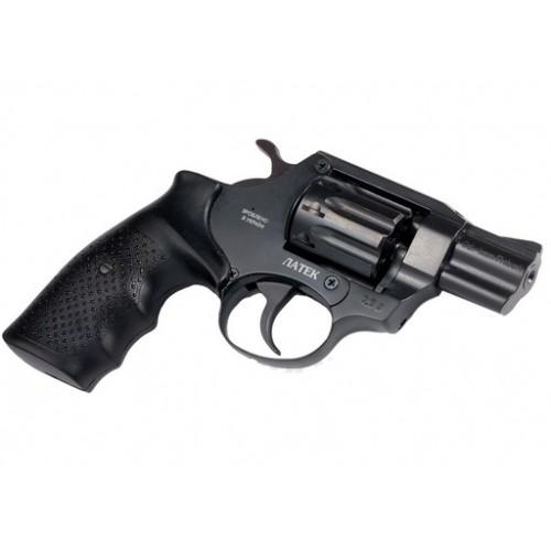 Револьвер под патрон Флобера ЛАТЭК Safari РФ-420 (резина-металл)