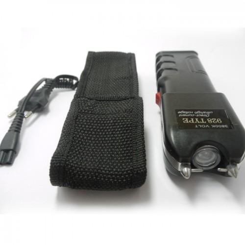 Электрошокер 928  Крайт - 2 с антизахватными пластинами