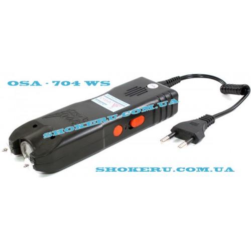Электрошокер ОСА-704 (Удар-2) с парализующим эффектом - мощное оружие для самообороны