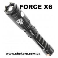 Электрошокер 1203  FORCE X6 оригинал