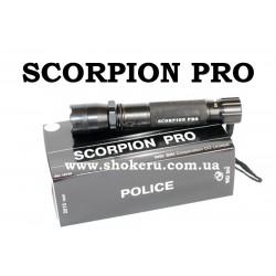 Электрошокер (Скорпион) Scorpion Pro Plus Корея 2020 оригинал