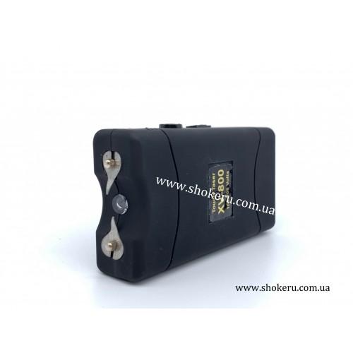 Электрошокер XV800 Touch Tase - мощное устройство для самообороны