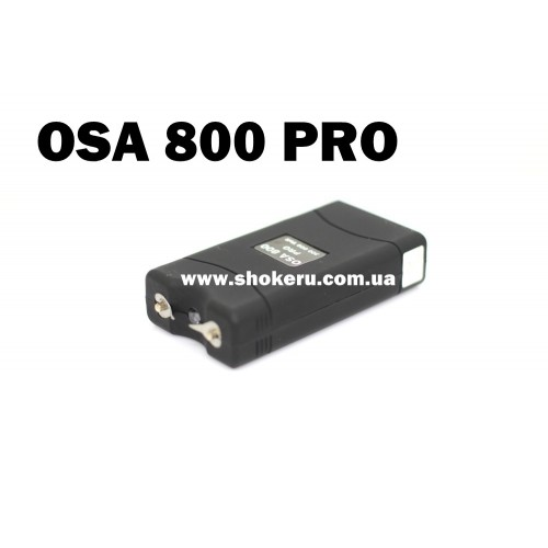 Электрошокер OSA 800 Pro - мощная новинка 2020 года для самообороны