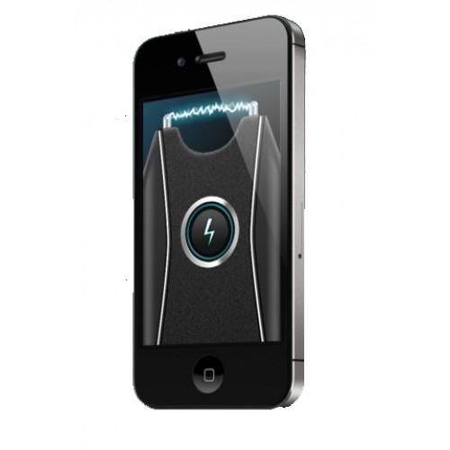Компактный и удобный шокер IPhone 4s 2016 года (original) - секретное оружие для самообороны