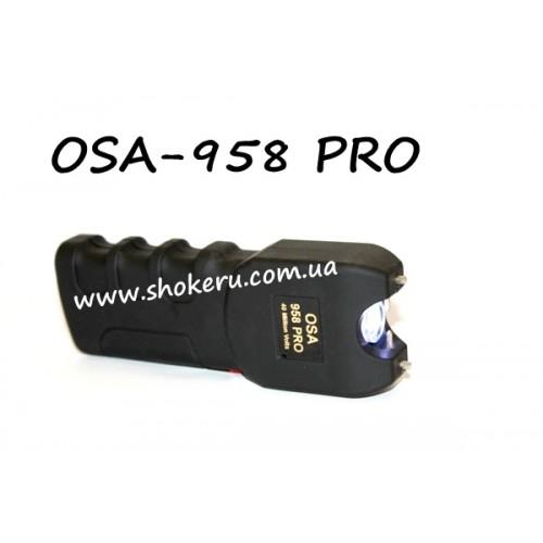 Электрошокер ОСА – 958 Pro Модель 2012