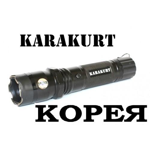 Фонарь Электрошокер Каракурт (Karakurt) Pro Корея оригинал 2020
