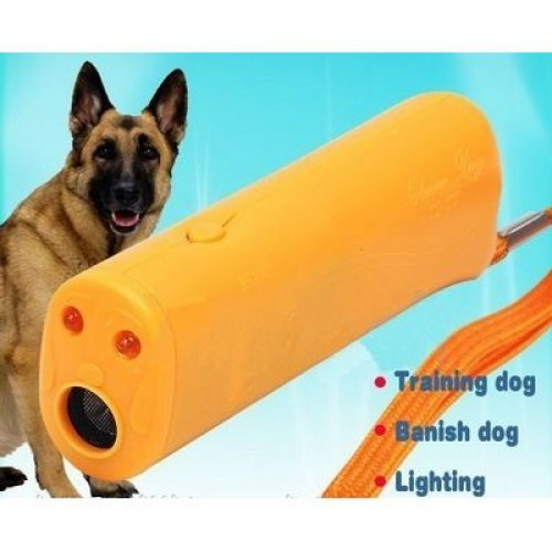 Ультразвуковой отпугиватель против собак