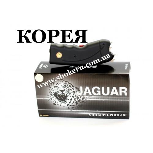 Мощный электрошокер Ягуар ( Jaguar ) - корейская новинка 2020 года