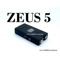 ✔️ Электрошокер ЗЕУС 5 (ZEUS 5)  оригинал Корея 2021